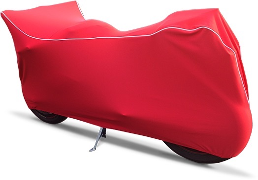 Softech Bespoke Indoor Fleece Sports Bike Cover, made to measure